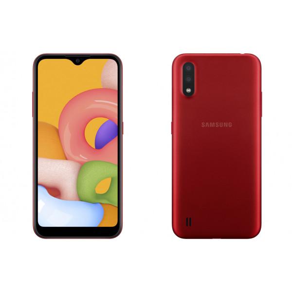 Celular Samsung Galaxy A01 Core Rojo 16Gb