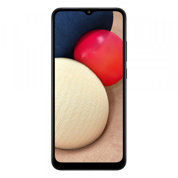 Celular Samsung A02S 64GB Negro