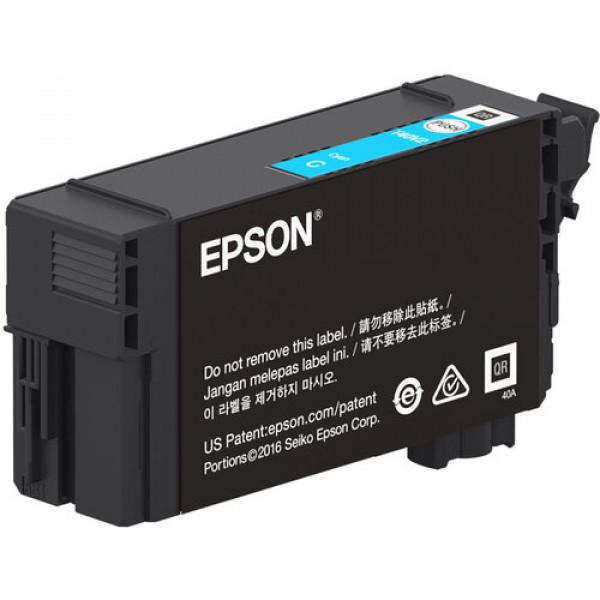 Tinta Epson UltraChrome XD2 - 26ml - Cian