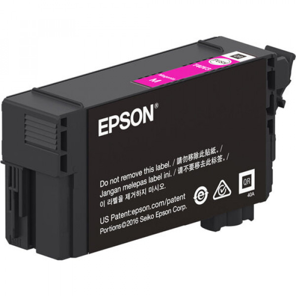 Tinta Epson UltraChrome XD2 - 26ml - Magenta