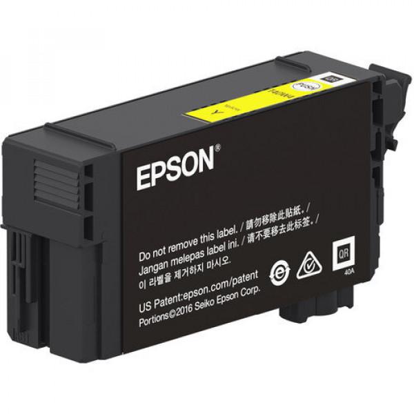 Tinta Epson Ultrachrome XD2 - 50ml - Amarillo