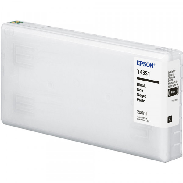Cartucho de tinta Epson Black UltraChrome  200Ml