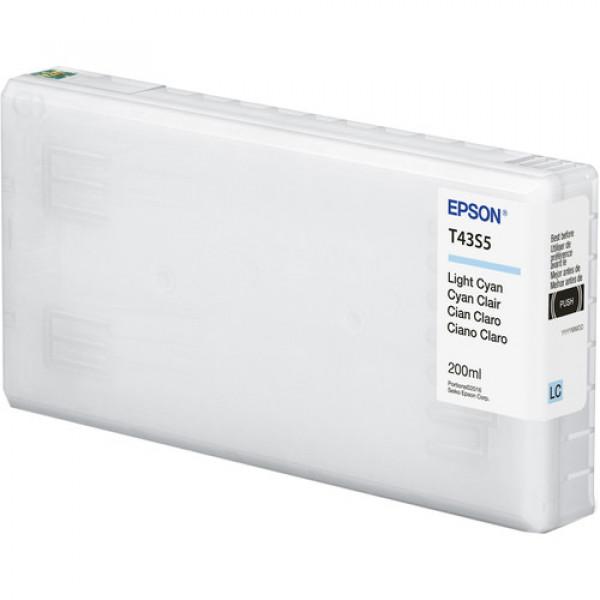 Cartucho de tinta Epson D6R-S Cian 200Ml
