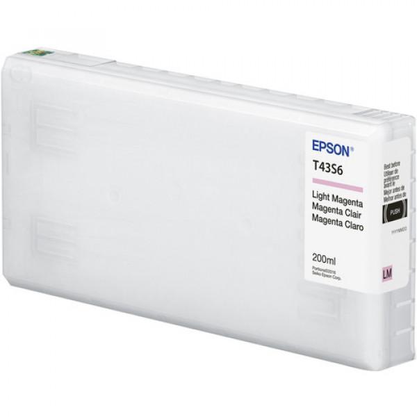 Cartucho de tinta Epson D6R-S Magenta 200Ml