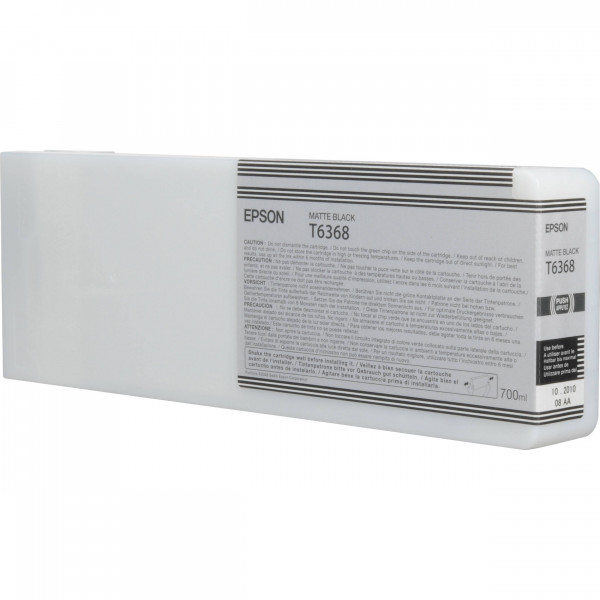 Cartucho de tinta Epson Stylus Pro 7900/9900/7700/9700/7890/9890Matte Black - 700 Ml