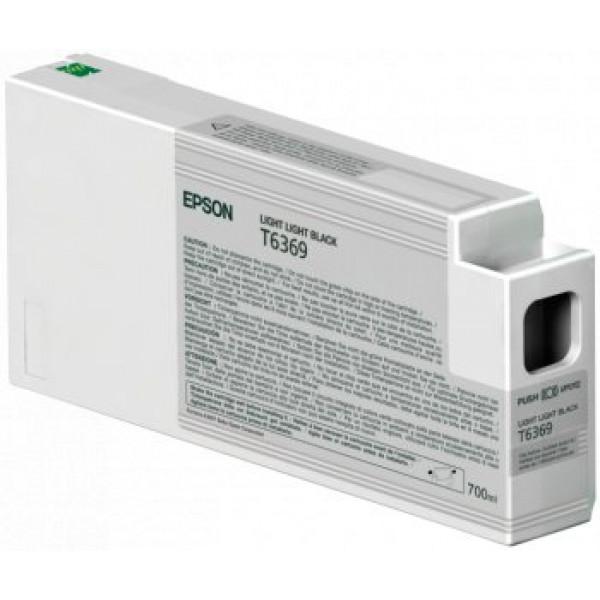 Tinta Epson T636900 - Negro Claro Claro - 700ml