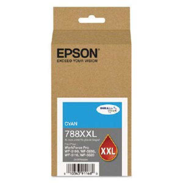 Tinta Epson T788XXL220-AL - Cian