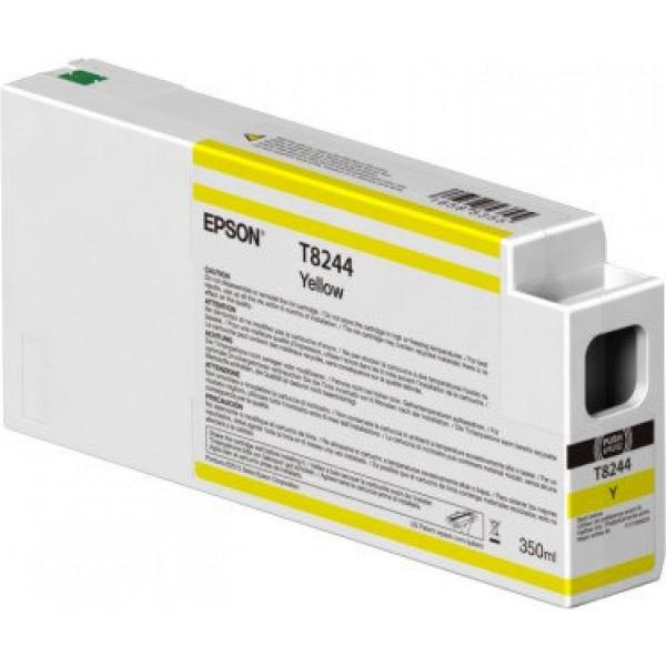 Tinta Epson T824400 - Amarillo - 350ml.