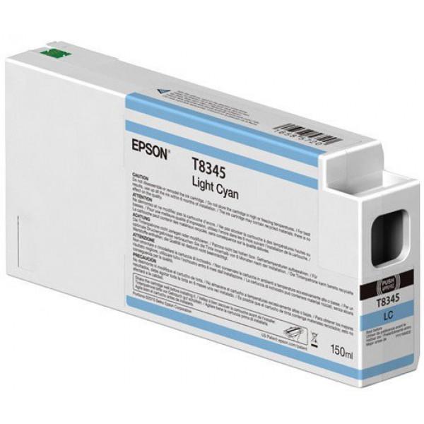 Tinta Epson T824500 - Cian Claro - 350ml