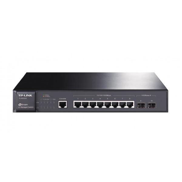 Switch Administrable L2 10 Puertos Gigabit JetStream™