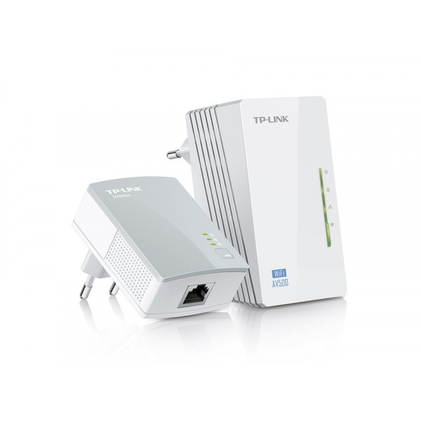 Kit Extensor Powerline WiFi AV600 a 300 Mbps