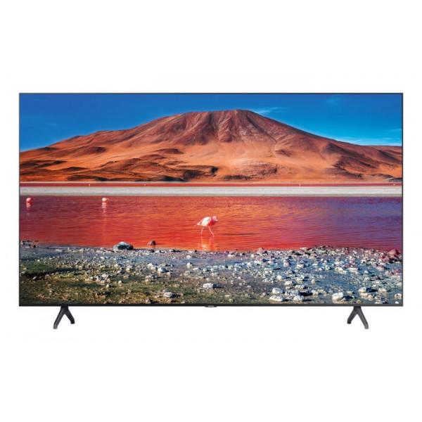 "TV samsung 75"" Pulgadas 180 Cm 75TU7000 LED 4K-UHD Plano Smart TV"