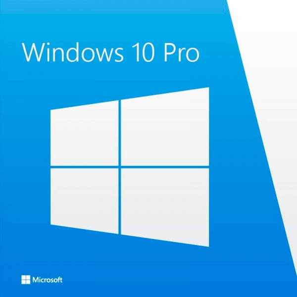 Windows Professional 10 6 4Bit Español Latinoamérica DSP OEI DVD