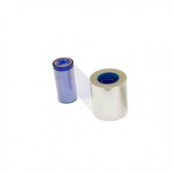 Zebra I Series 1 Mil Laminate For Zxp7. Top. Full Clear X750 Cards Per Roll