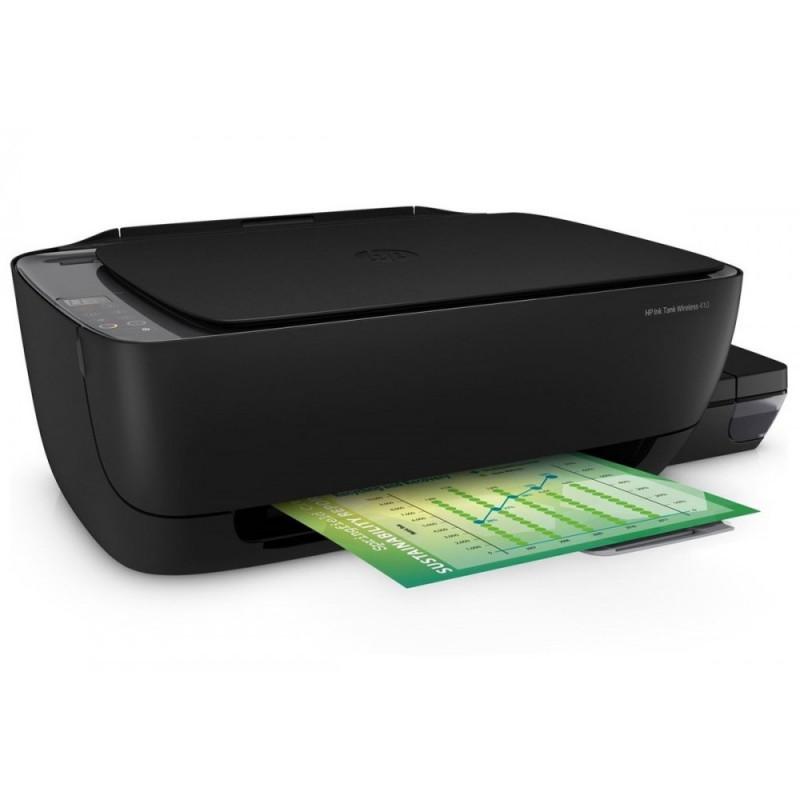 Impresora Hp  Ink Tank Wireless 410 Sistema Continuo