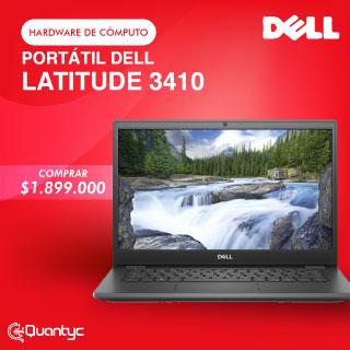 Portátil Dell Latitude 3410