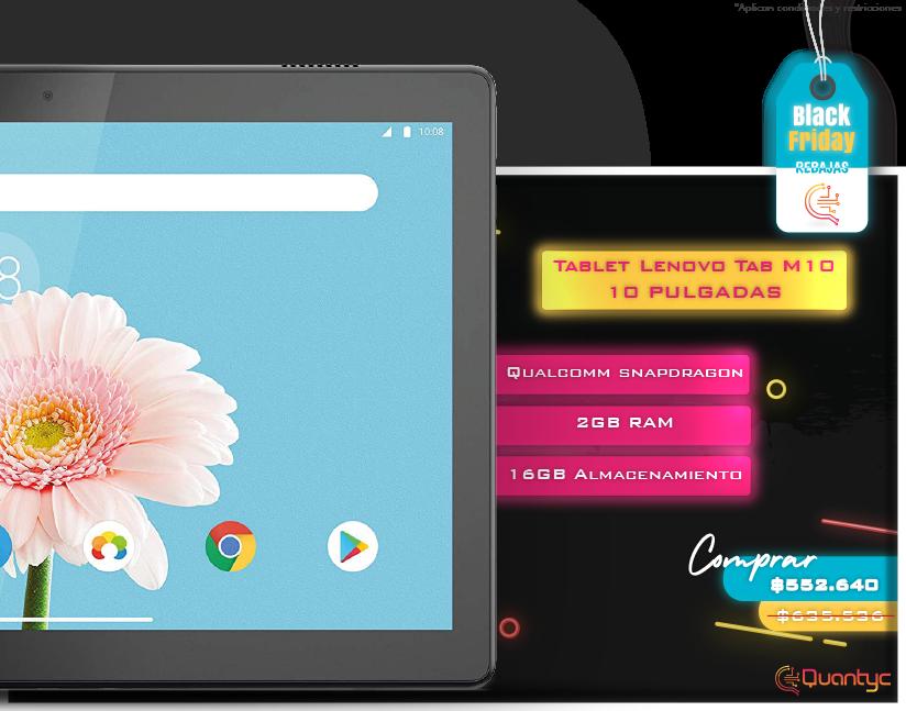 Tableta Lenovo Tab M10